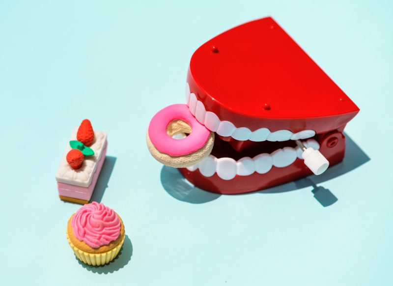 Todo sobre la caries dental