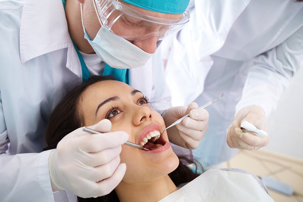 Root canals treatment