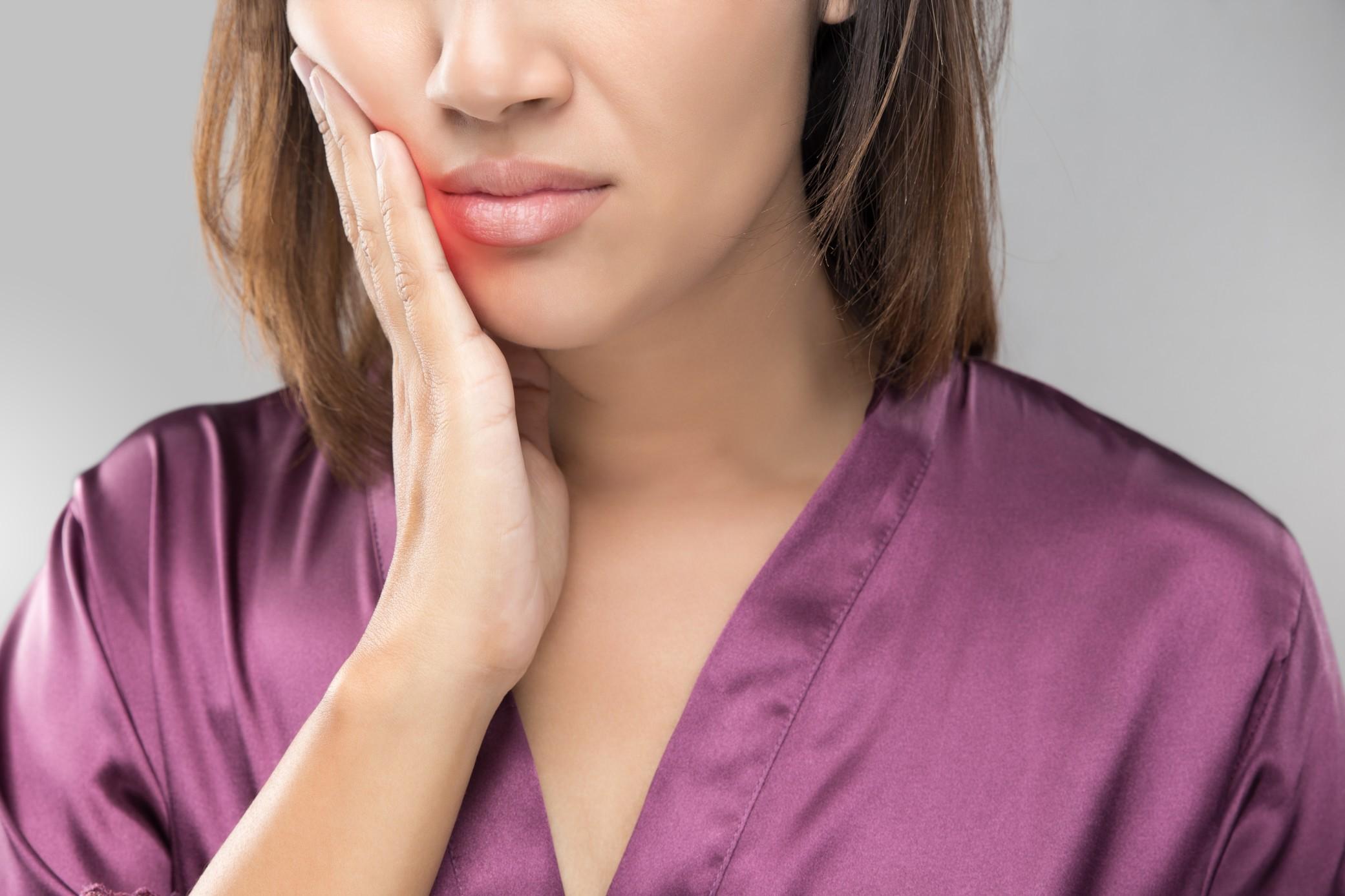 Cuidar los dientes sensibles