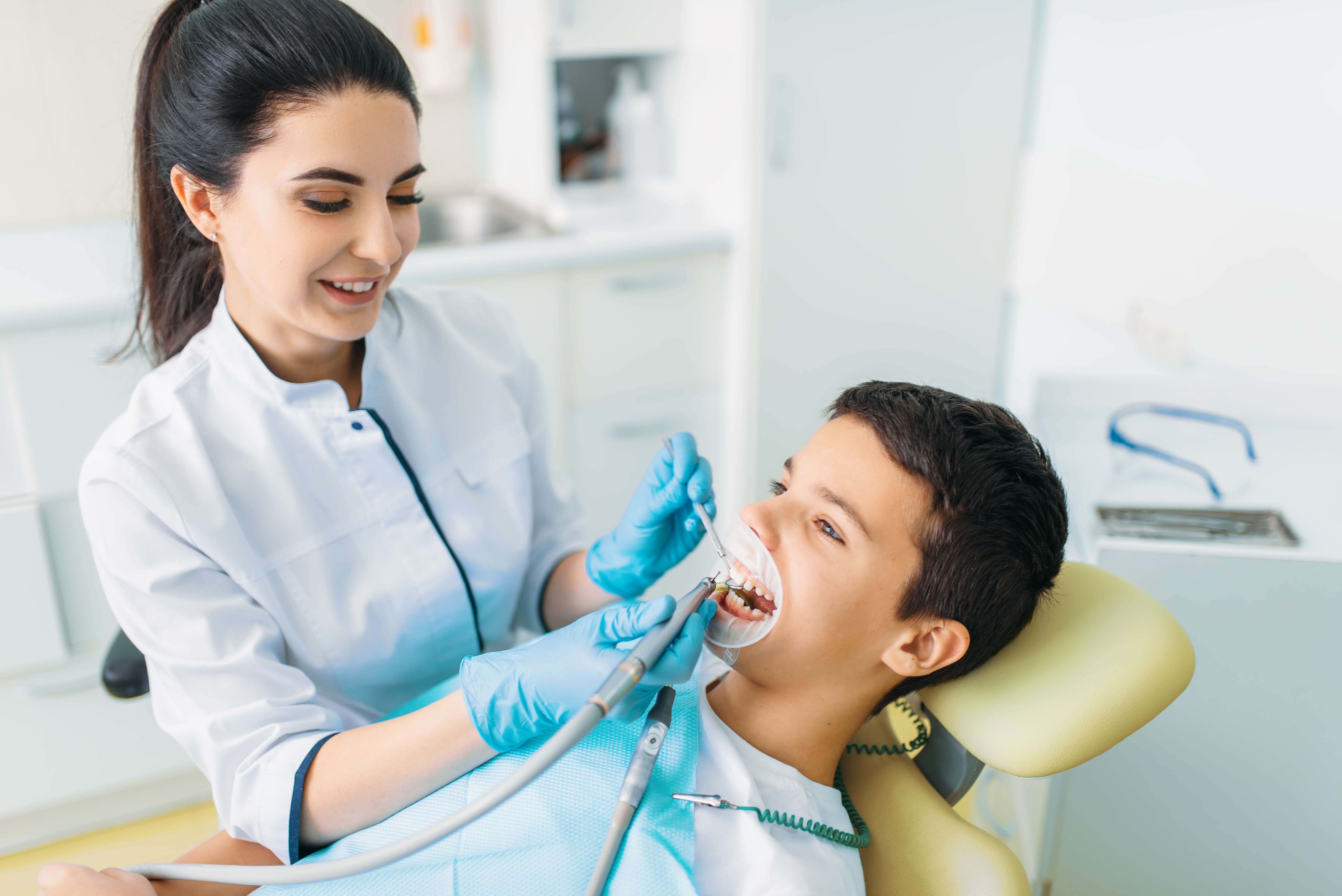 Dental Insurance, not only protects your teeth but also your overall health