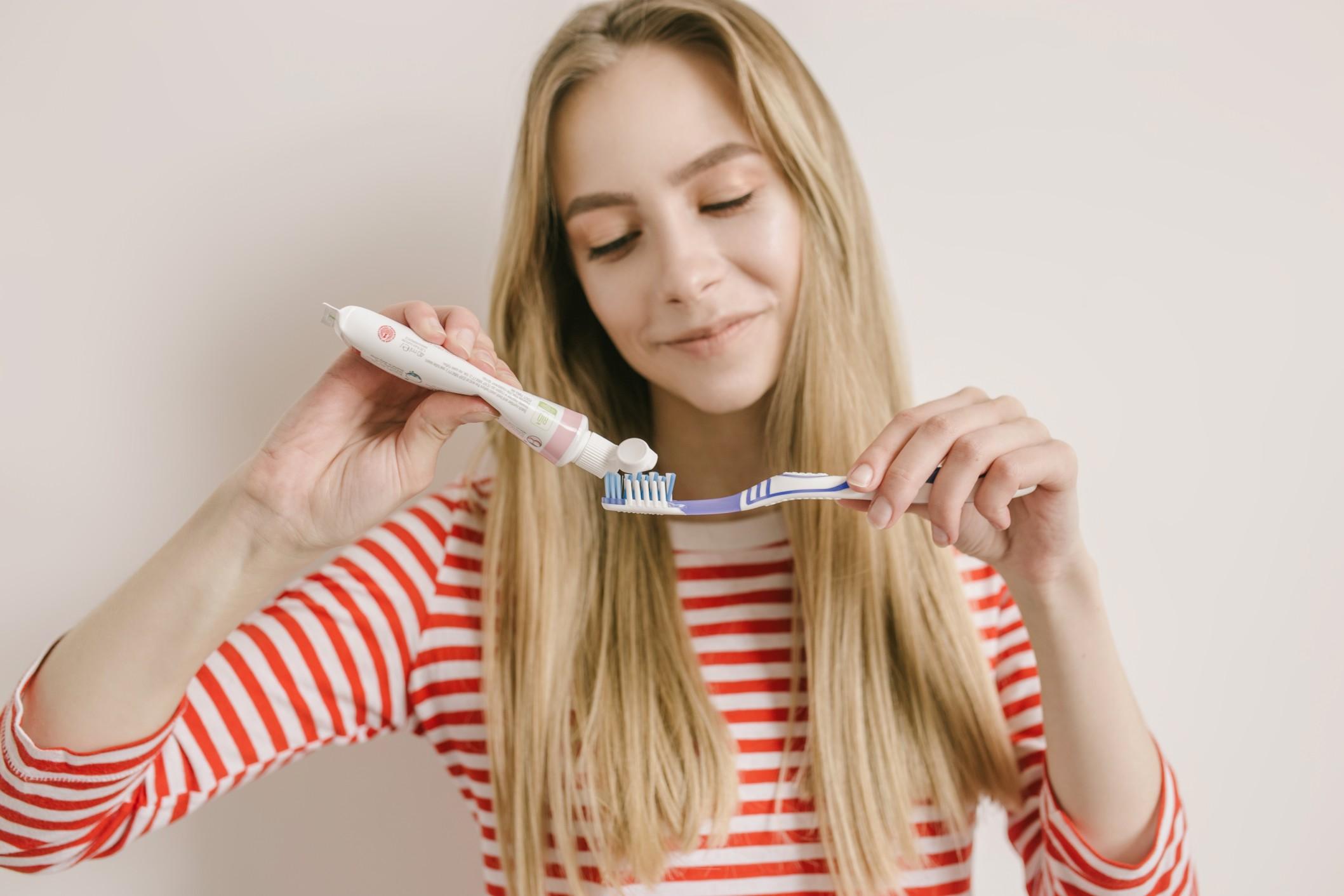 Cremas dentales blanqueadoras